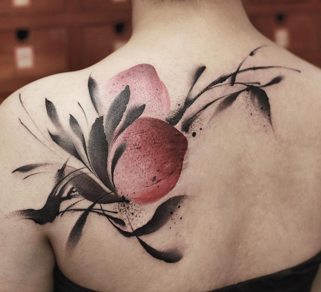 Les tatouages chinois de Chen Jie sont de veritables ?uvres d'art (26 pics)
