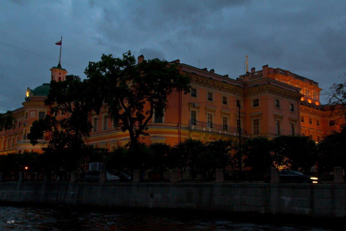 Санкт-Петербург 2017 - Фонтанка