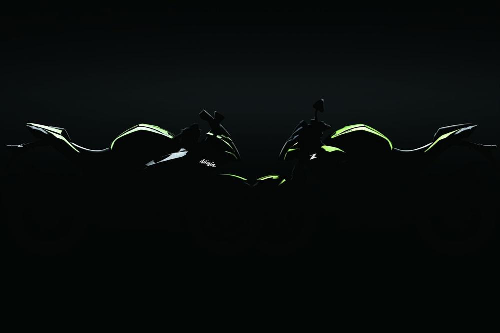 Мотоциклы Kawasaki Ninja 125 и Kawasaki Z125 представят в следующем году