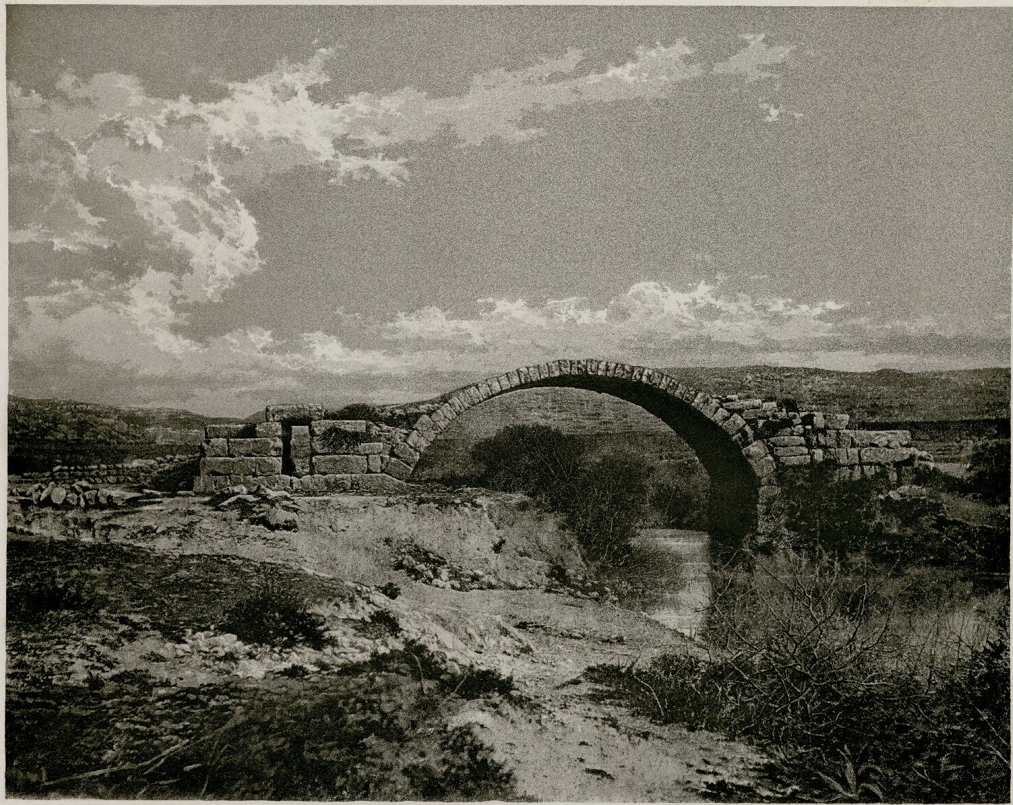 05. Нар-эль-Кэлб. Римский мост