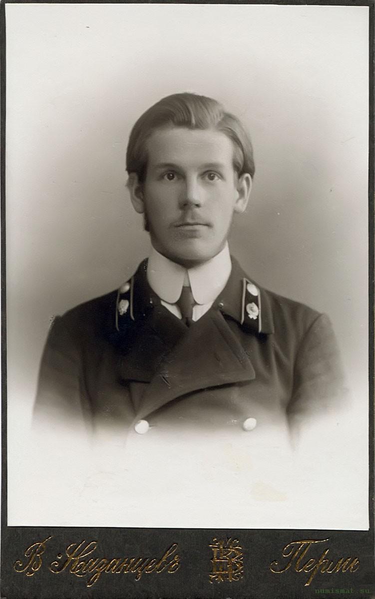 Борис (в миру Борис Димитриевич Попов), (1892 - 1966), митрофорный протоиерей