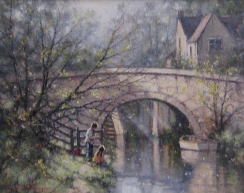 Картины Ramon Ward-Thompson