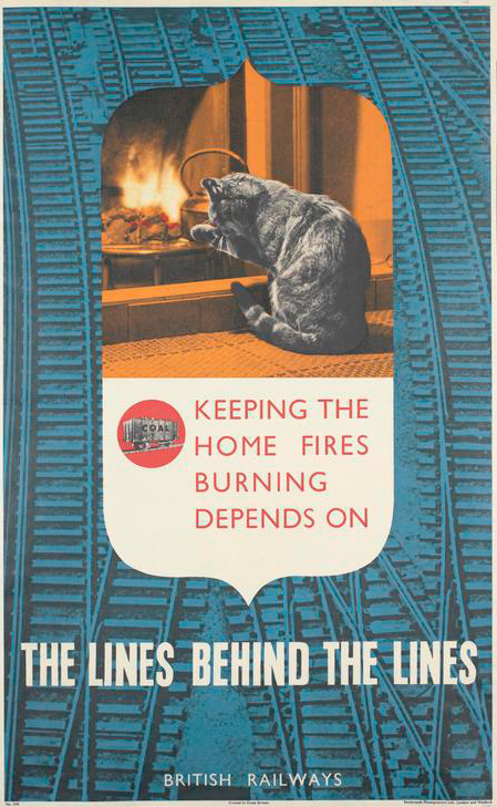 Keeping the Home Fires Burning Depends on the Lines Behind the Lines