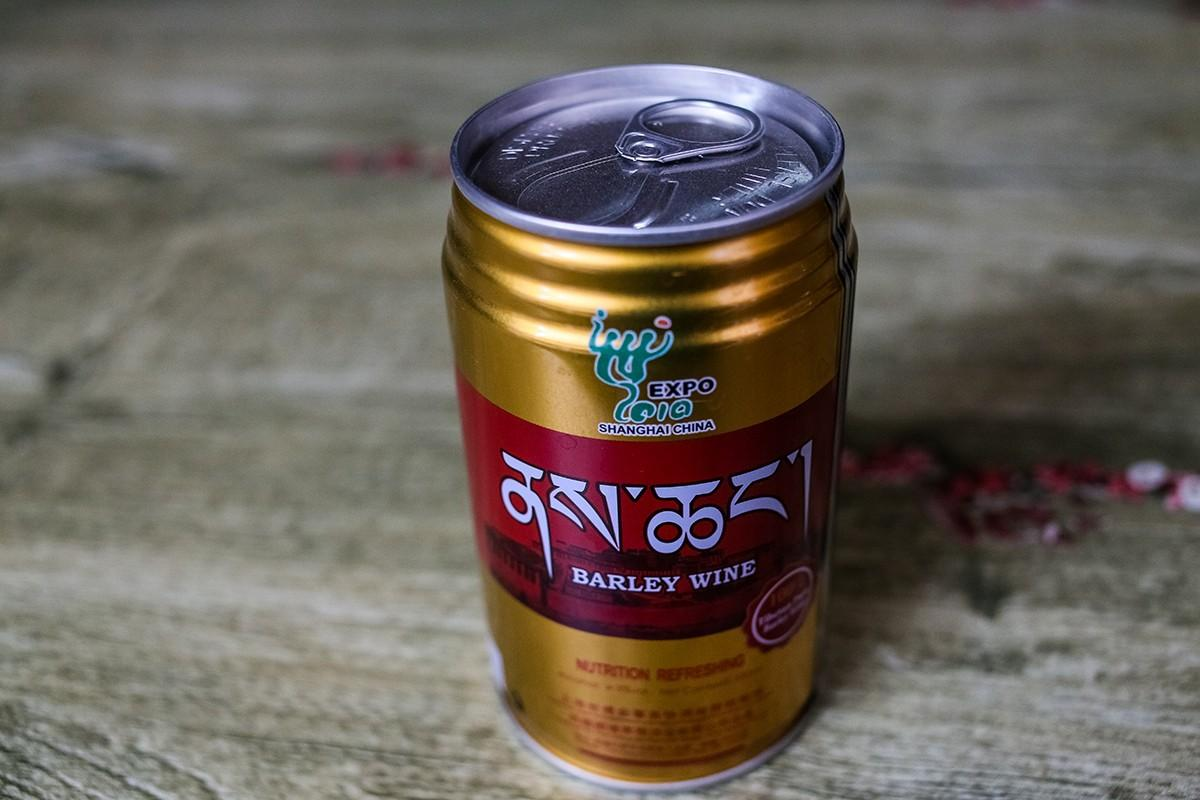 32. Наверное, рассказ о тибетской кухне был бы не полным без упоминания о тибетском слабоалкогольном