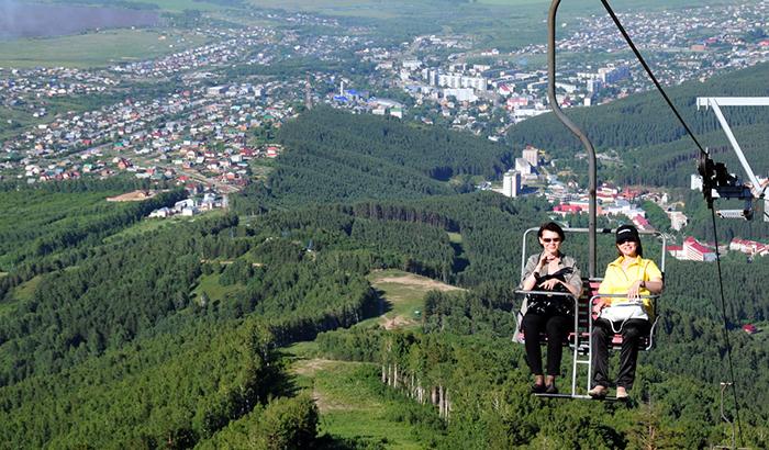 Хужир, Иркутская область