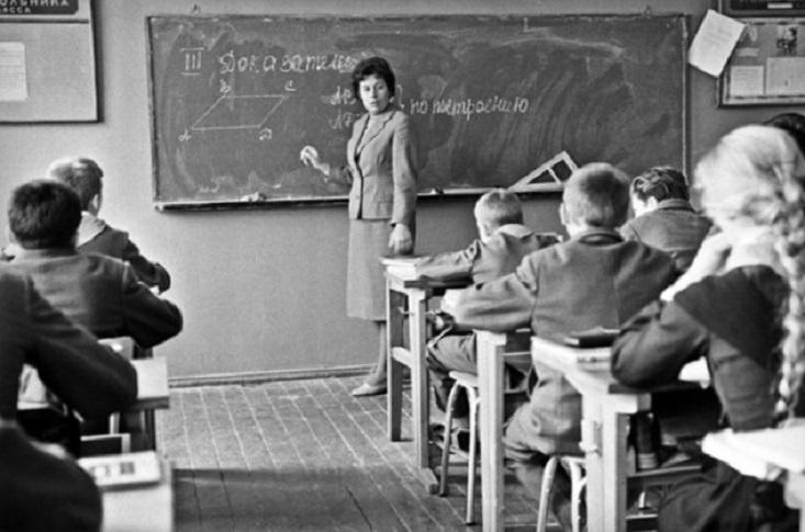 Взаимовыручка в СССР (1 фото)