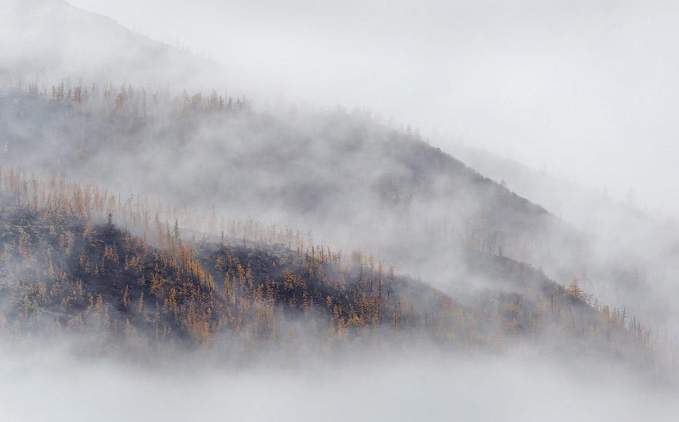 Плато Путорана: осень в стране водопадов