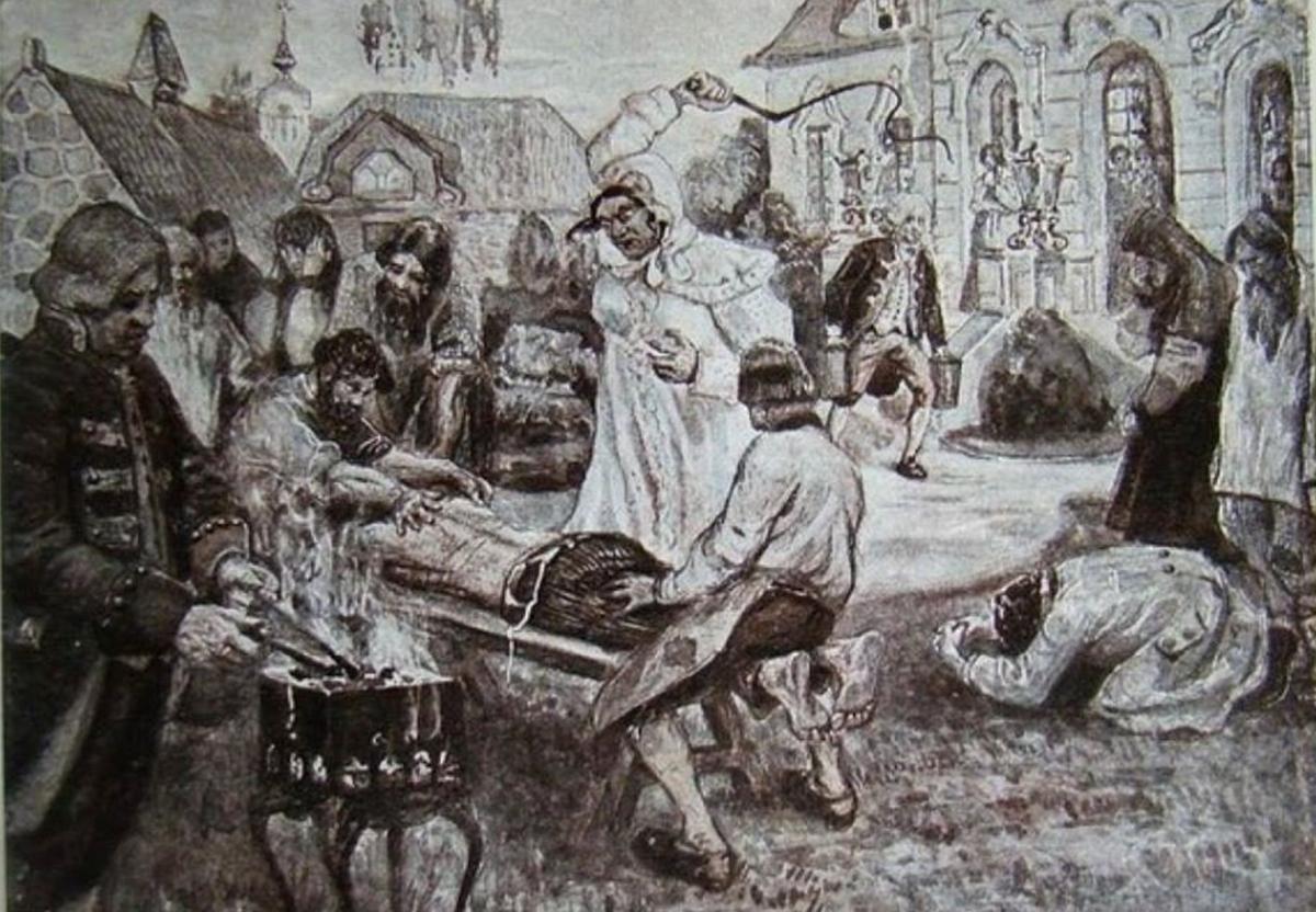 душевнобольные маньяк маньяки помилование Российская империя садизм