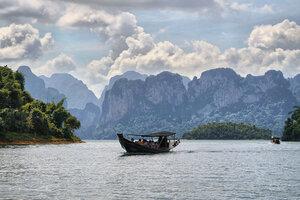 Путешествие по озеру Чео Лан (1)