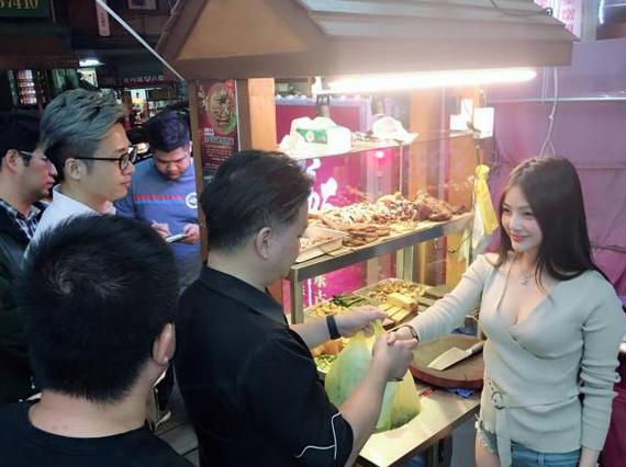 Секрет популярности точки с уличной едой