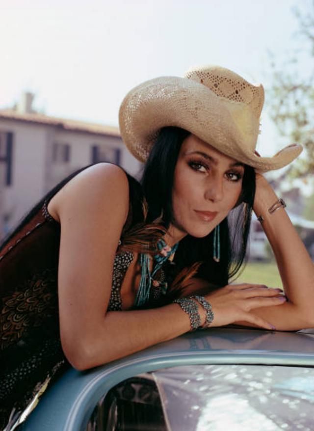 Cher by Douglas Kirkland '1975