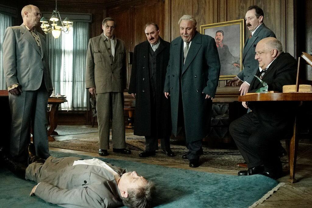 Посмотрел фильм «Смерть Сталина»