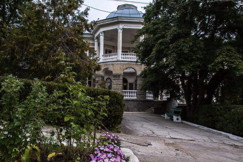 Старокрымский санаторий