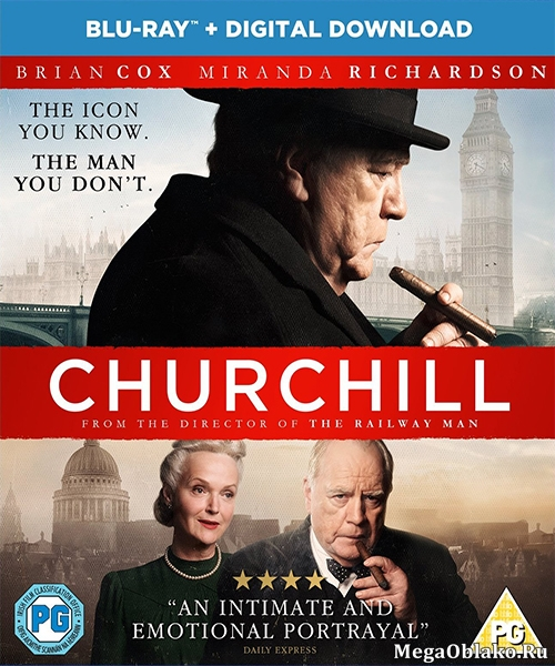 Черчилль / Churchill (2017/BDRip/HDRip)