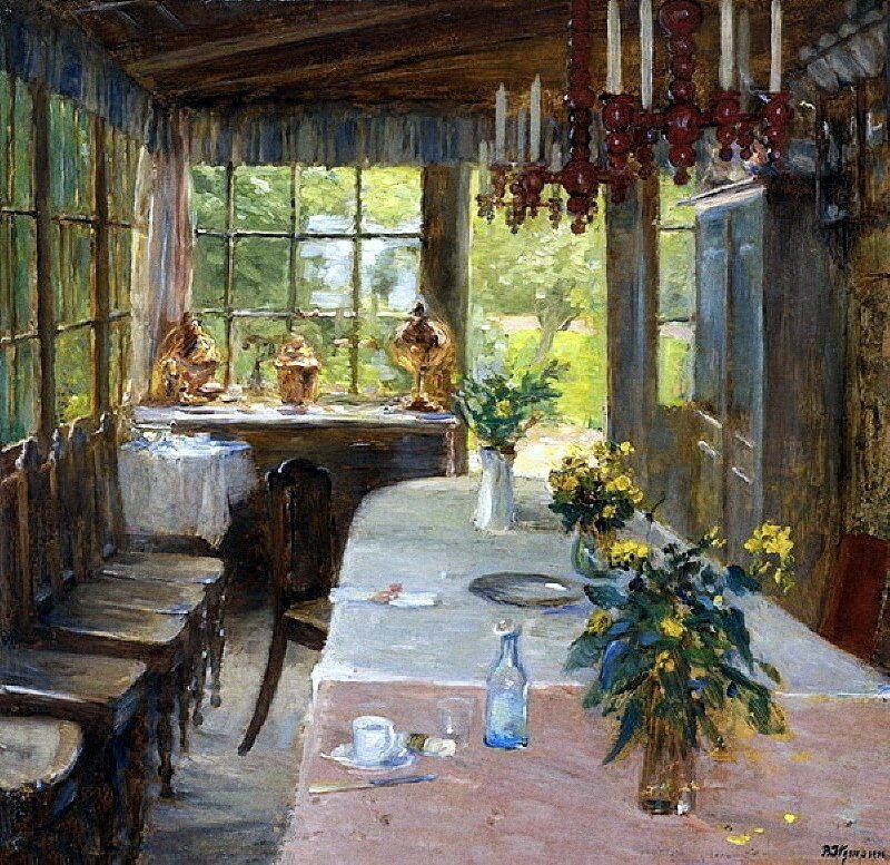Swedish Boarding House Bertha Wegmann
