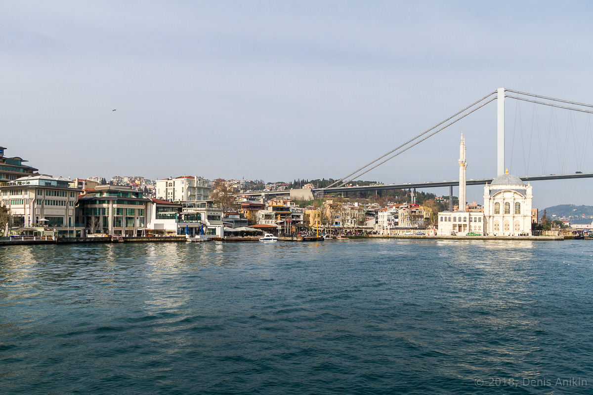 Босфорский мост фото 7