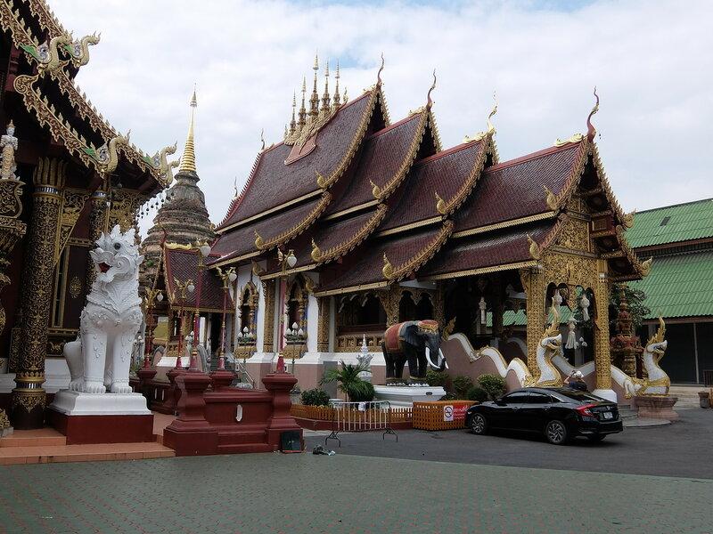 Чиангмай - Храм