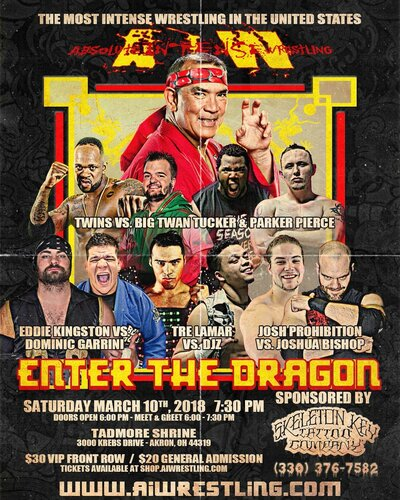 Post image of AIW Enter The Dragon