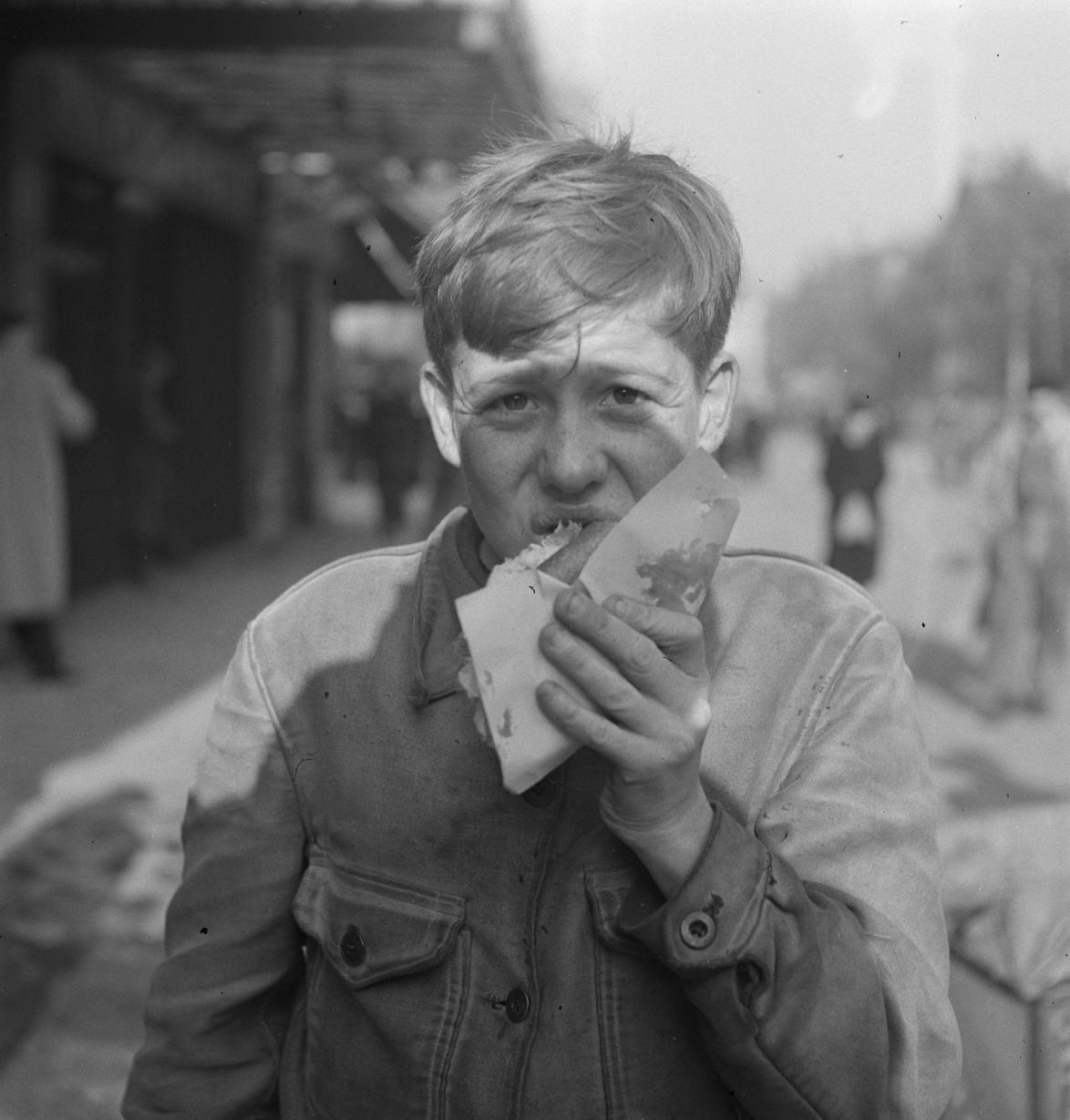 47. Торговцам жареным картофелем и бульоном безработица не грозит