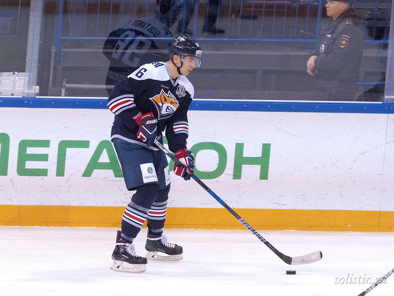 46 Металлург - Динамо Минск 03.01.2017