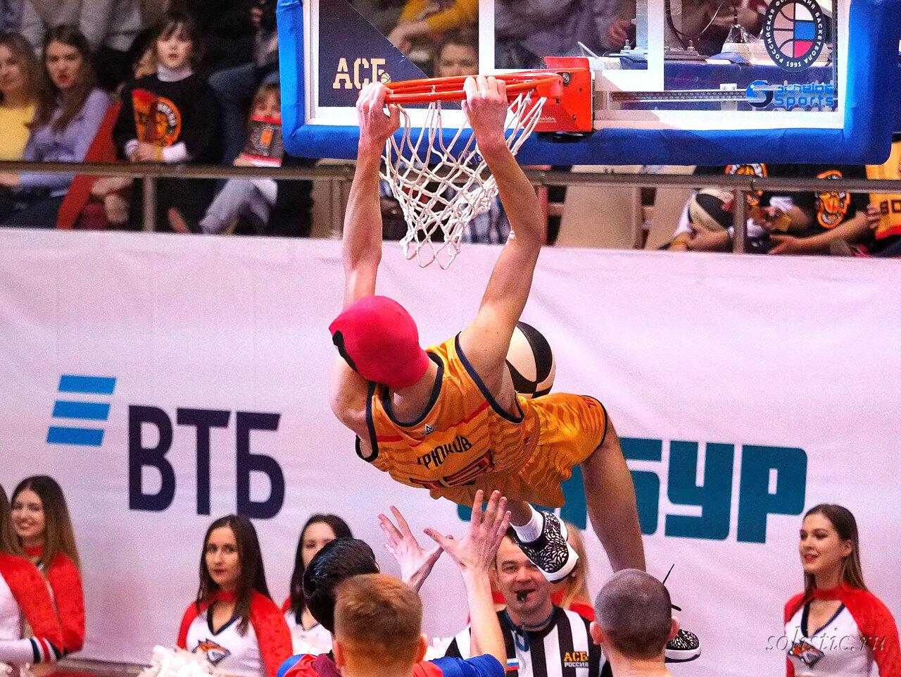 80 Матч звезд АСБ 2018 (ассоциации студенческого баскетбола)