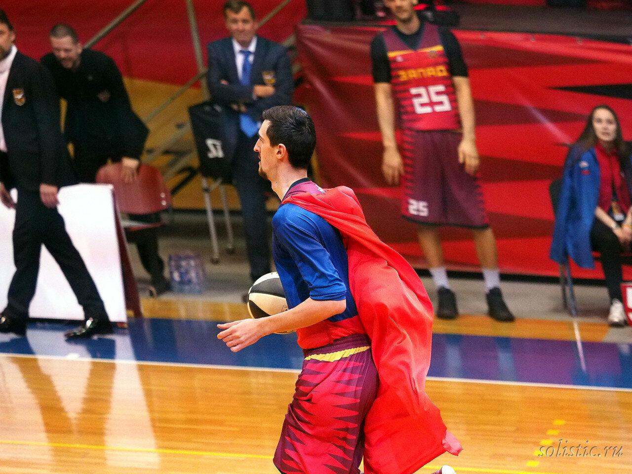 86 Матч звезд АСБ 2018 (ассоциации студенческого баскетбола)