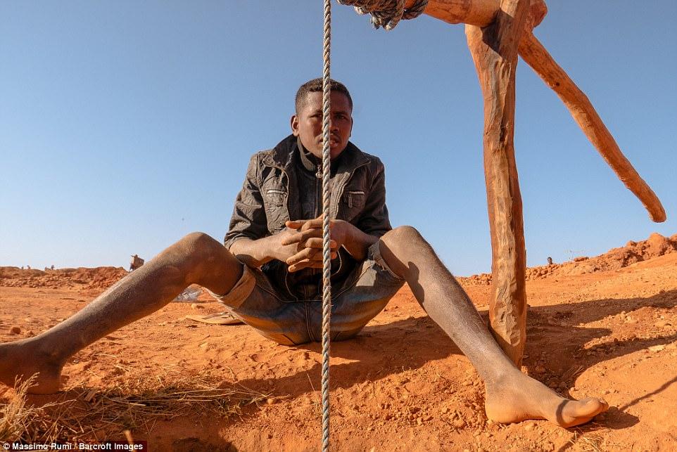 Сапфировая лихорадка на Мадагаскаре
