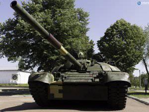 Украина выиграла европейский тендер на поставку комплектующих к танкам T-72 в страны ЕС