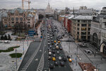Вид со смотровой площадки Центрального Детского Мира
