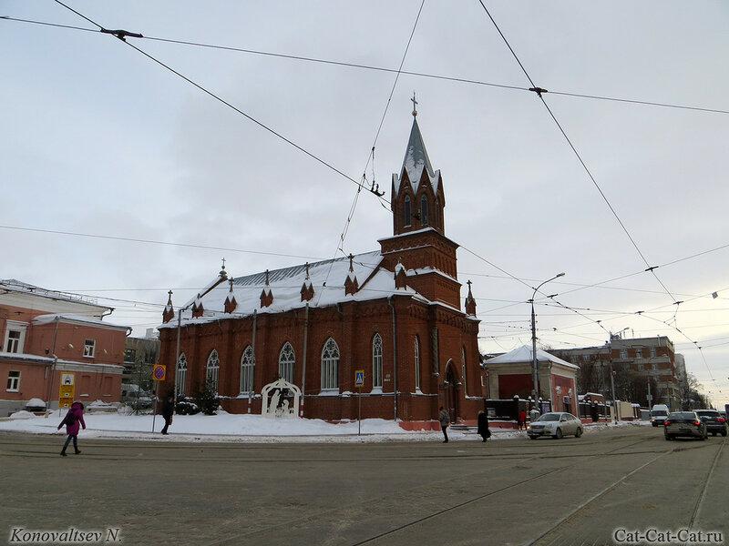 Немецкая кирха, Ульяновск