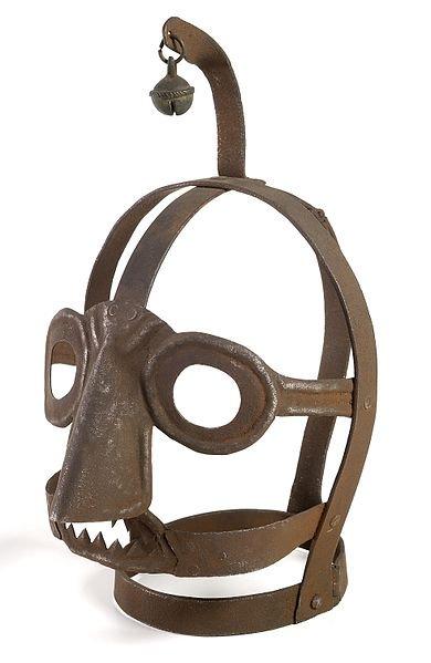 Первое упоминание о наказании «уздечкой для лжецов» датируется 1567 годом. Это произошло в Шотландии