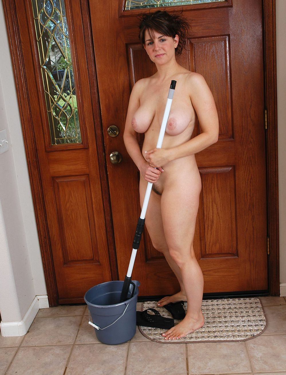 Hot women nude doing housework, ten redhead porn stars