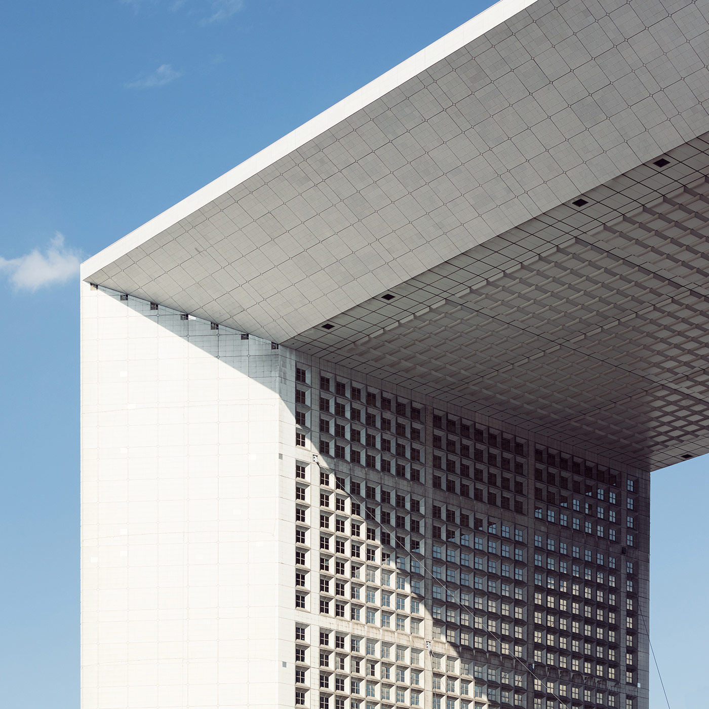 Grande Arche Location: Paris, France Architects: Otto von Spreckelsen and Paul Andreu