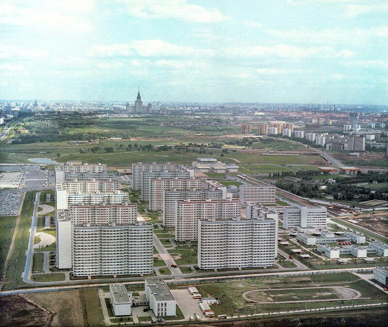 1980 Вид на Олимпийскую деревню0.jpg