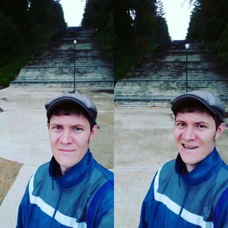 Легендарная лестница Броненосец Потемкин