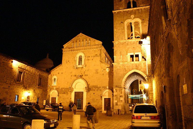 Caserta    The Cathedral of Casertavecchia.jpg