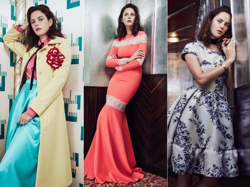 Kaya Scodelario для Harper's Bazaar Malaysia December 2017