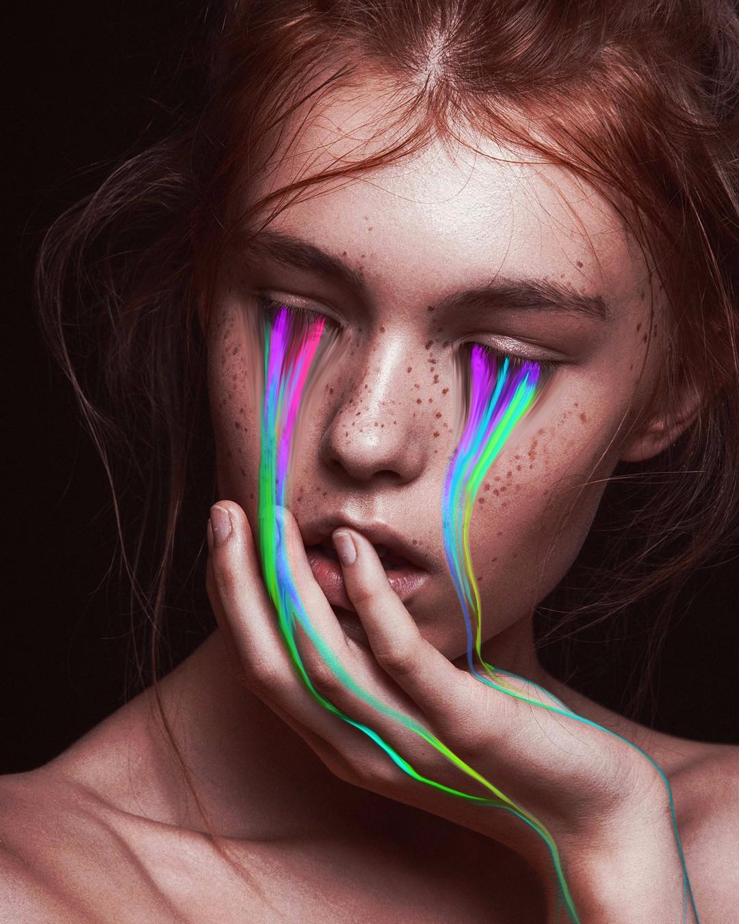 Gorgeous Digital Art Portraits