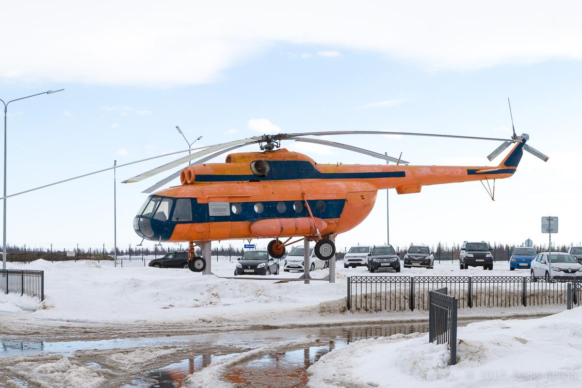 Ми-8 Нарьян-Мар фото 15