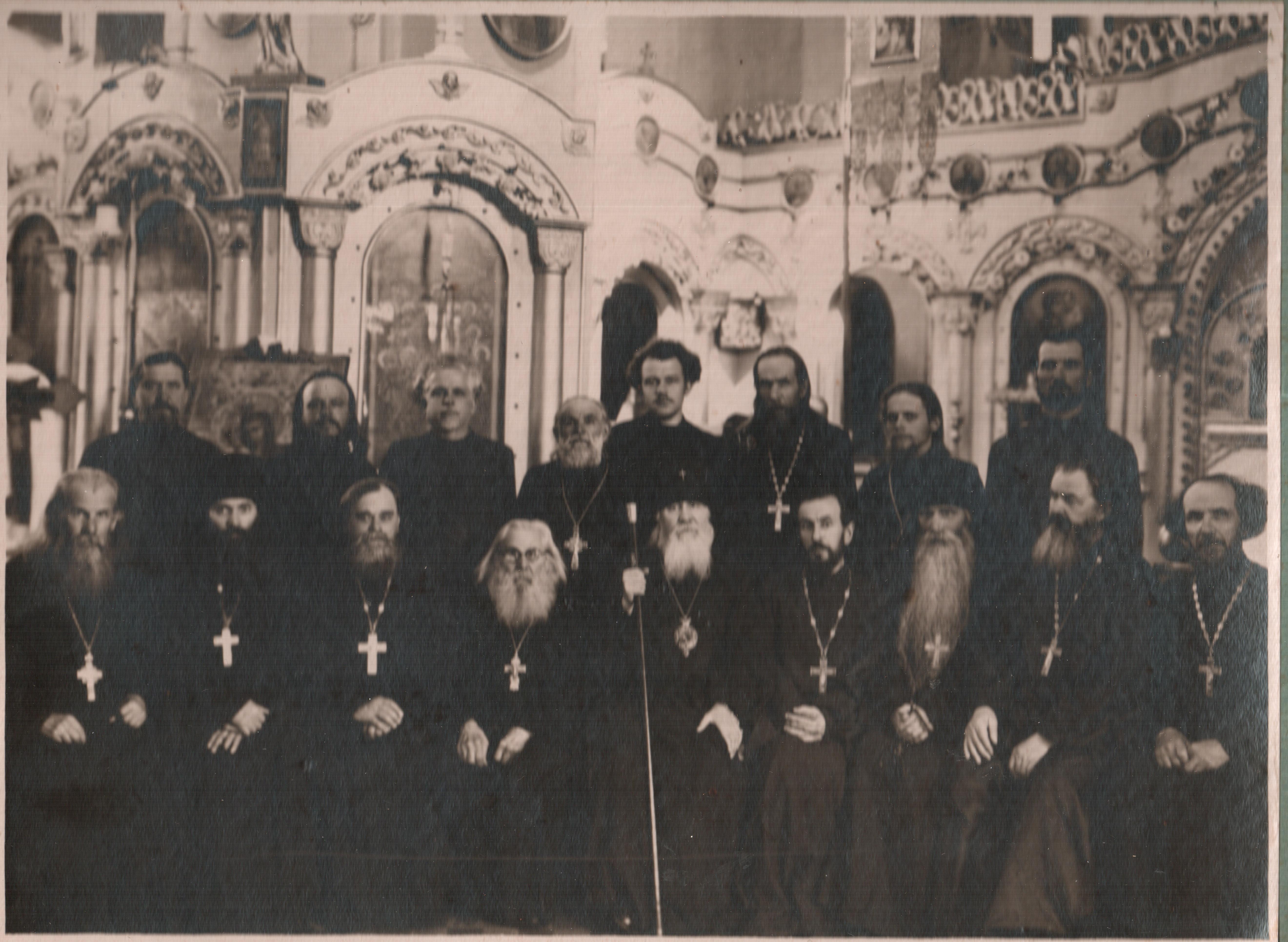 1956. Отъезд архиепископа Иоанна