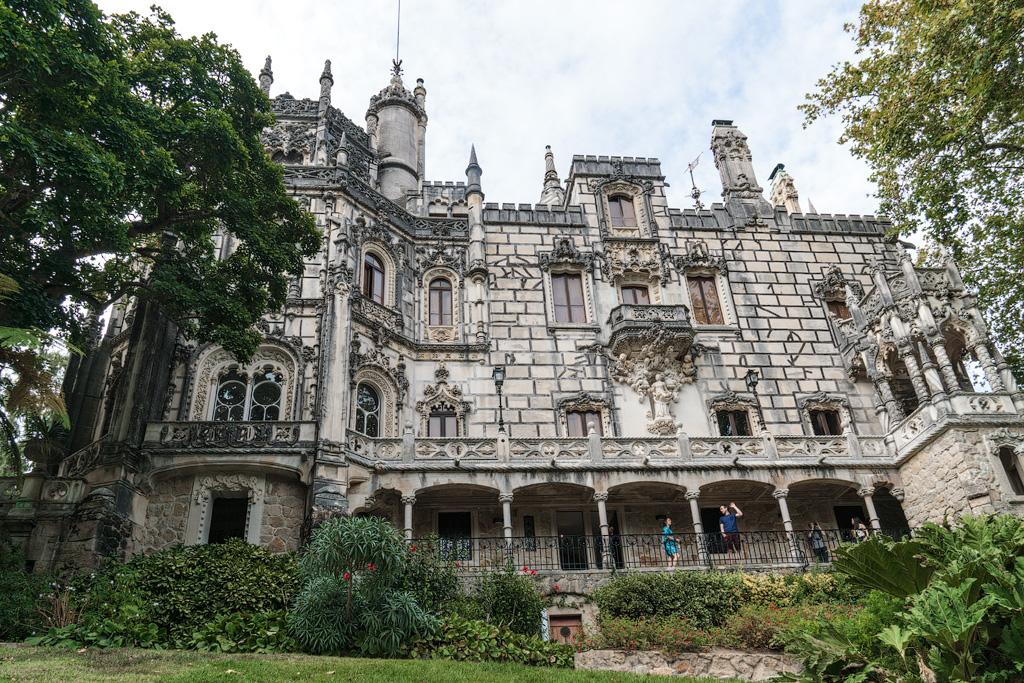 Дворец Регалейра фото
