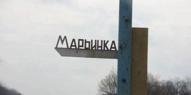 Террористы обстреляли Марьинку: разрушен жилой дом