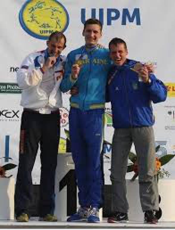 Украинский пятиборец Тимощенко завоевал серебряную медаль Олимпиады-2016