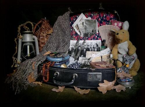 Тайны старого чемодана