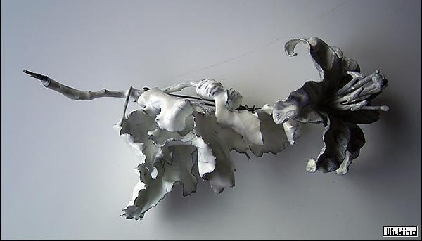 Резьба по жемчугу от Синдзи Накаба (Shinji Nakaba)