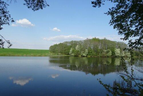 Озеро Дятель