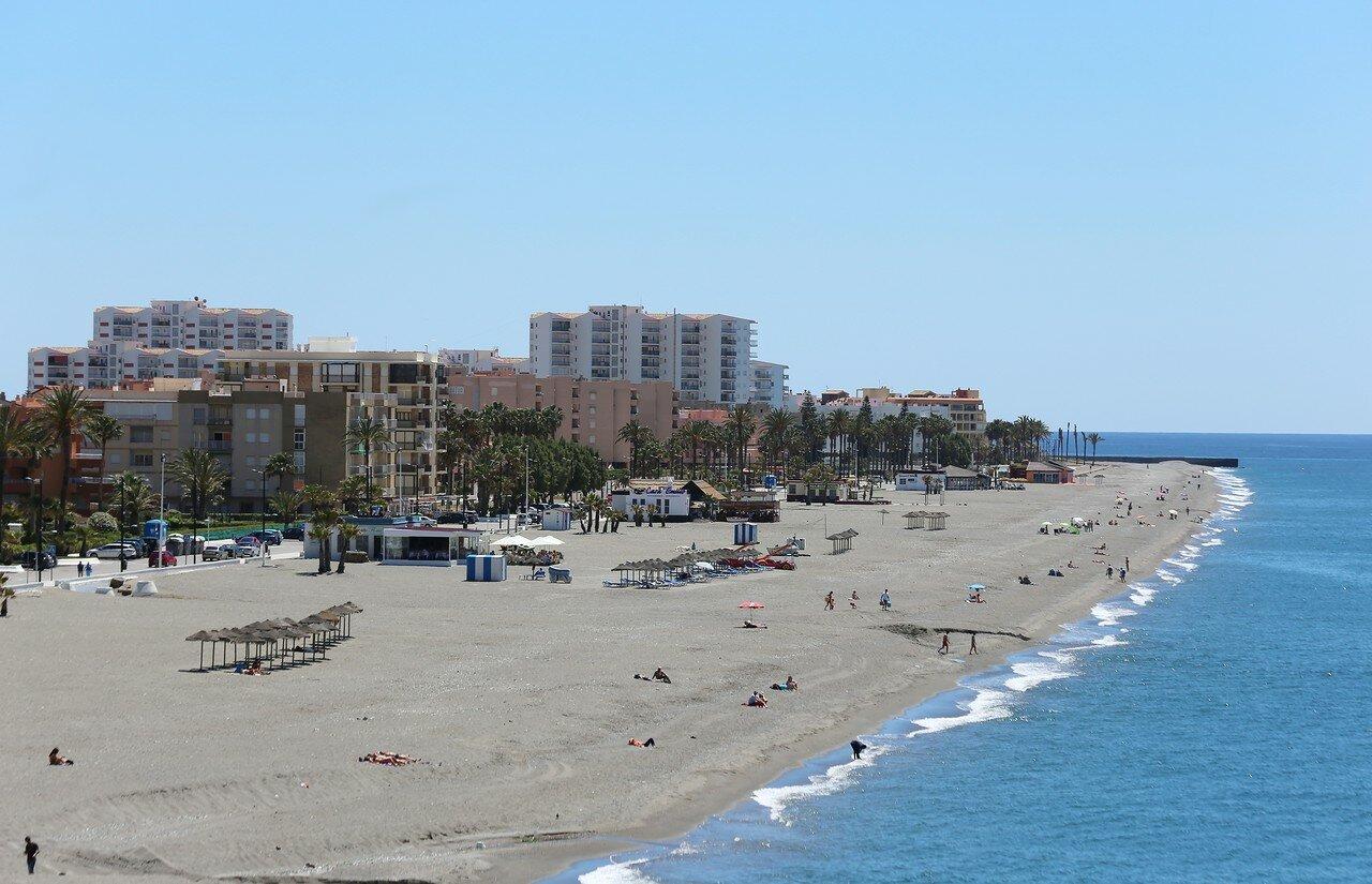 Пляжи Салобреньи (Playas de Salobreña)