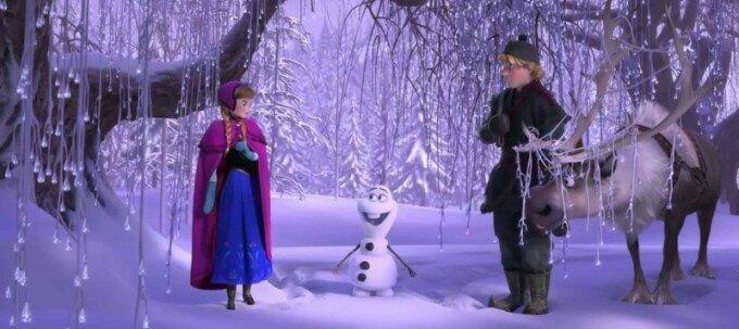 Писательница хочет получить 250 млн долларов за мультфильм «Холодное сердце»