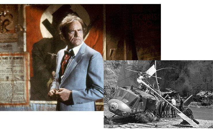 Смертельный номер: несчастные случаи, произошедшие на съемках фильмов
