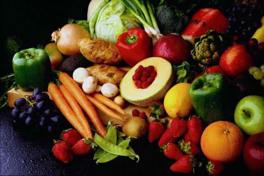 Самые полезные сочетания фруктов и овощей